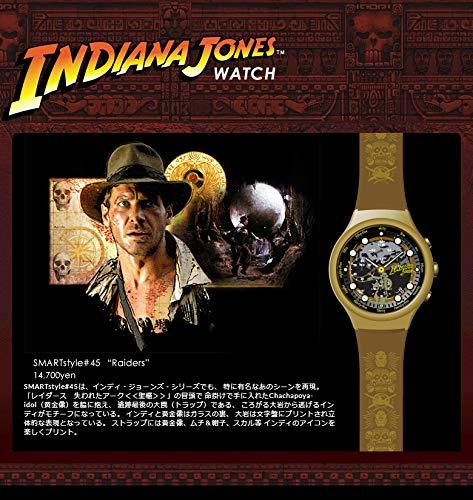 GSX SMART STYLE レイダース INDIANA JONES インディ・ジョーンズ 腕時計