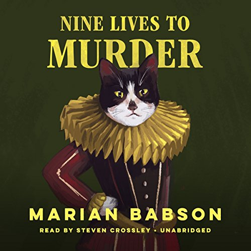 Nine Lives to Murder audiobook cover art
