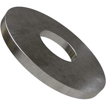 4,3 mm Unterlegscheiben DIN 125 Edelstahl V4A Beilagscheiben A4 Scheiben 1000 St/ück M4