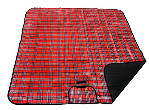 ValueWay Extra Large Waterproof Picnic Groundsheet Travel Pet Car Dog Cat Bag Hamper