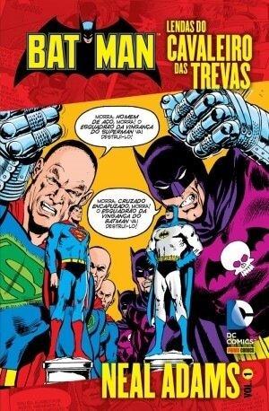 Batman Lendas do Cavaleiro das Trevas Vol 1
