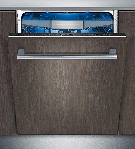 Siemens iQ700 SN678X36TE lavavajilla Totalmente integrado 13 cubiertos A+++ - Lavavajillas (Totalmente integrado, Tamaño completo (60 cm), Negro, Tocar, TFT, 1,75 m)