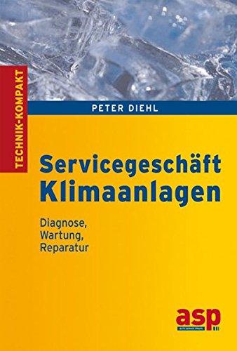 Servicegeschäft Klimaanlagen: Diagnose, Wartung, Reparatur (Betriebspraxis)