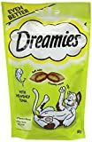 Dreamies -Golosinas para gatos, sabor: Tonno, 60 g (Pack of 8)