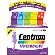 Centrum Women - 30 Tablets - 2 Pack