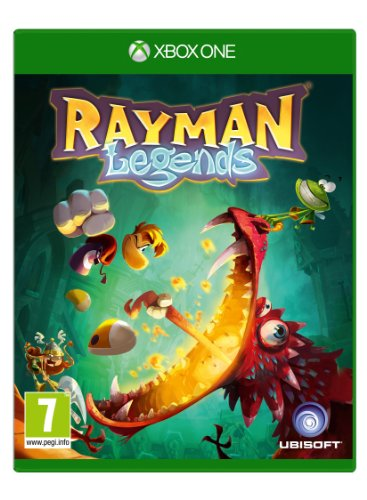 Rayman Legends (Xbox One) [Import UK]