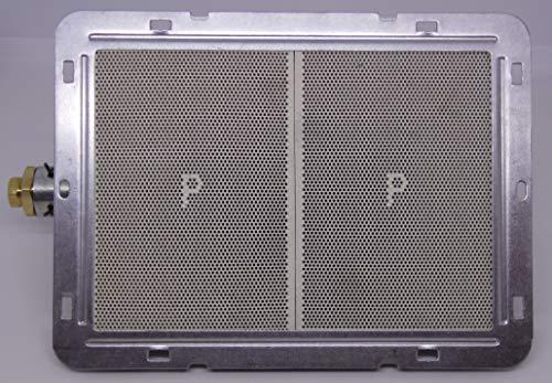 Original Potis Doppelbrenner für Modelle GD1/GD2/GD3/GD4/GD5 Gyrosgrill
