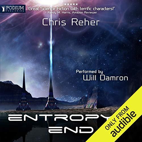 Entropy's End audiobook cover art