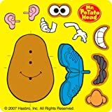 Mr Potato Head Make Your Own Stickers - Party Favors - 100 per Pack