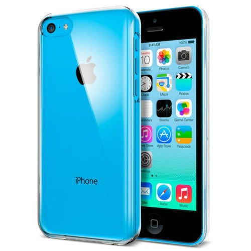 Crystal Clear Transparent Ultra Slim Soft Back Case Cover For Apple iPhone...