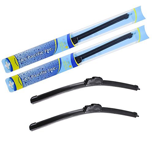 A1 Pacific All season Bracketless J-HOOK Windshield Wiper Blades