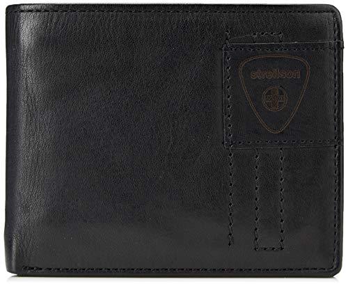 Strellson Herren Geldbeutel Upminster Brieftasche aus Leder