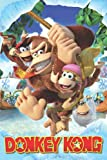 Donkey Kong Notebook: - 110 Pages, In Lines, 6 x 9 Inches