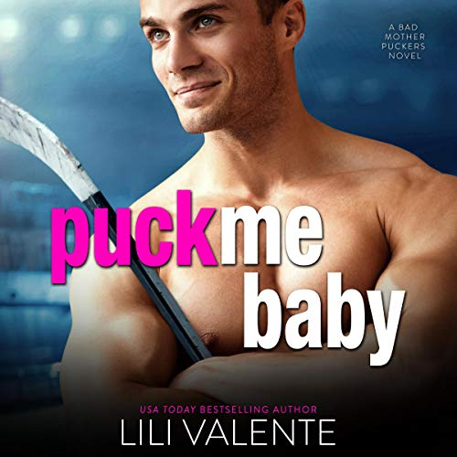 Puck Me Baby audiobook cover art