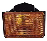 DEPO 333-1621N-US-Y Replacement Passenger Side Turn Signal Light Lens / Housing (This product is an aftermarket product. It is not created or sold by the OE car company)