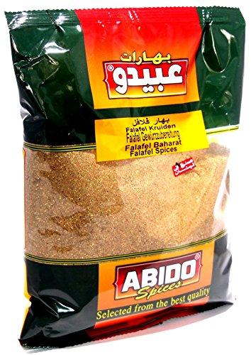 Abido - Gewürzmischung für Falafel - Falafel Baharati (500g)