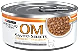 Purina Veterinary Diets Savory Selects OM Canned Cat Food (24 5.5-oz cans)