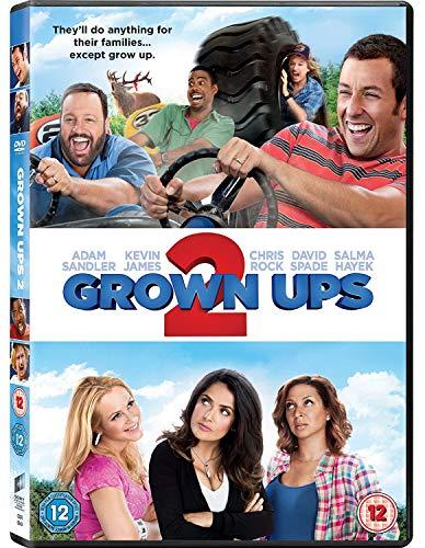 Grown Ups 2 [DVD] [2013]