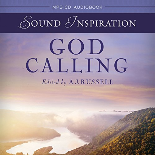 God Calling audiobook cover art