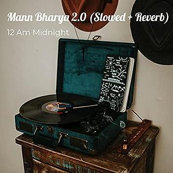 Mann Bharya 2.0 (Slowed + Reverb)