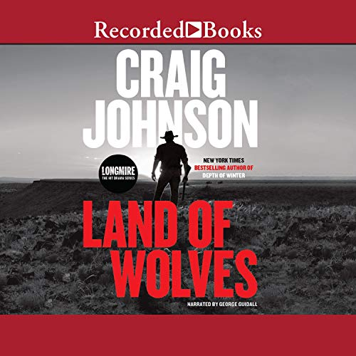 Land of Wolves: International Edition: Longmire Mysteries, Book 15