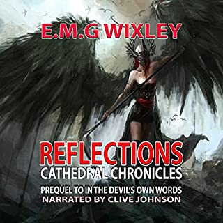 Reflections: Cathedral Chronicles 2 cover art