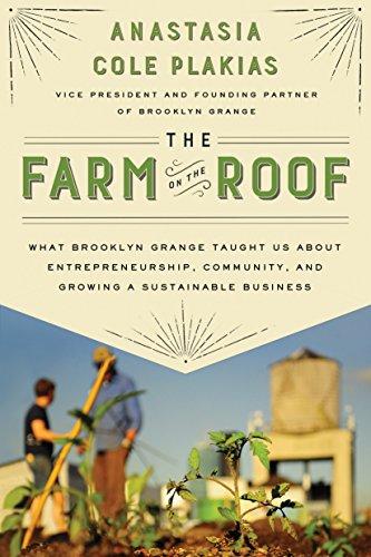 Brooklyn Grange: World's Largest Rooftop Farm 51faaUtU+BL._SL500_