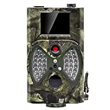 Distianert Trail Game Camera Wildlife Hunting Camera with Infrared Night Vision, 36pcs 940nm IR...