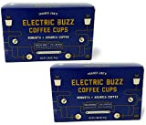 Trader Joe's Electric Buzz Coffee Cups 5.8 OZ (144g) - 2 Boxes