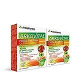 Arkopharma Arkovital Ultra Energy Complex Pack Comprimidos, Vitaminas Para El Cansancio, Multivitamínico Energía Física Y Mental, Mejor Asimilación, 60 Unidad
