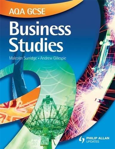 AQA GCSE Business Studies Textbook