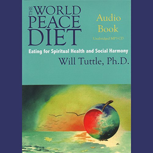 The World Peace Diet audiobook cover art
