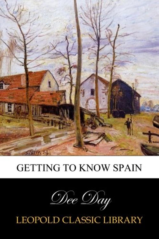 北方彫る原子炉Getting to know Spain