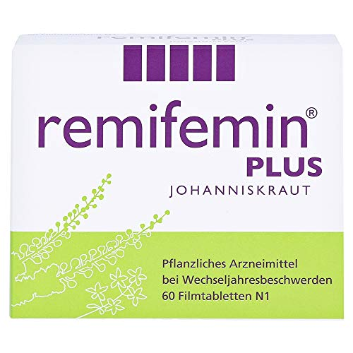 Remifemin plus Johanniskraut Filmtabletten, 60 St