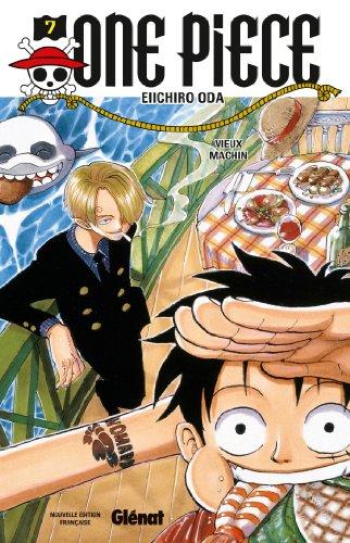 One Piece - Édition originale - Tome 07 : Vieux machin