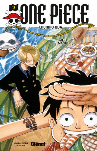One Piece - Édition originale - Tome 07: Vieux machin