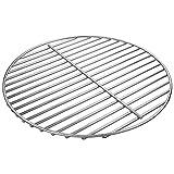 Denmay Parrilla de carbón 7440 para parrillas Weber de 47 cm, compatible con...