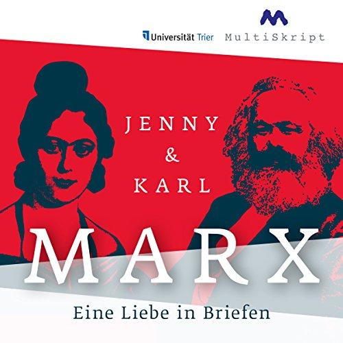 Couverture de Jenny & Karl Marx