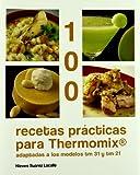 100 Recetas Practicas Para Thermomix (anillas) Para Tm 31 Y Tm 21
