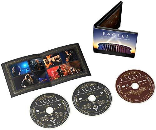 ԼΙVΕ 2Ο˥8, ҒɌΟΜ ΤΗΕ ԼΟՏ ΑΝԌΕԼΕՏ ҒΟɌՍΜ (2CD/DVD-Video)