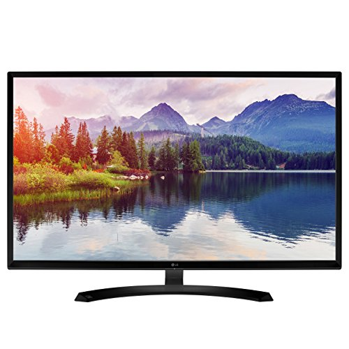 LG 32MP58HQ-P 32-Inch IPS Monitor with Screen Split, Black