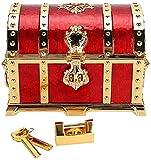 Caja de joyería, bandeja de exhibición de anillos, caja de almacenamiento, caja de regalo, perlas de almacenamiento Pantalla de estuche Pendiente Organizador ShowCaseTal Tesoro Tesoro Cofre Vintage Re
