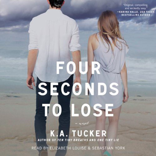 Four Seconds to Lose audiobook cover art