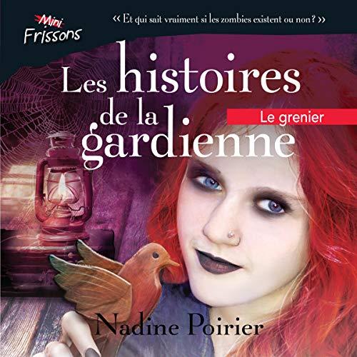 Couverture de Les histoires de la gardienne 3