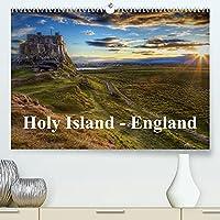 Holy Island - England (Premium, hochwertiger DIN A2 Wandkalender 2022, Kunstdruck in Hochglanz): Eine Bilderreise ueber die Insel Holy Island in England (Monatskalender, 14 Seiten )
