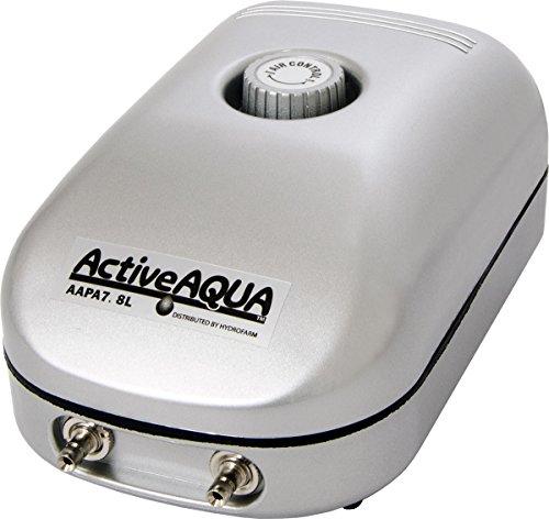 Active Aqua AAPA7.8L, 3W, 7.8 L/min Air Pump