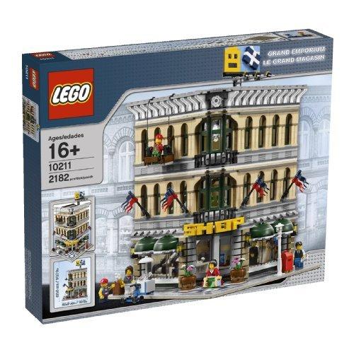 レゴ (LEGO) クリエイター・グランドデパートメント 10211