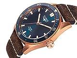 Elysee Bronze Herren Armbanduhr 98013 Sonnenschliff Automatik - 3