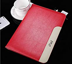 Elegant style Full edging leather cover smart dormant anti fall Case For Apple Ipad pro 12.9Inch