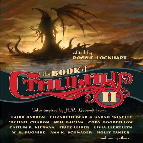 The Book of Cthulhu II cover art